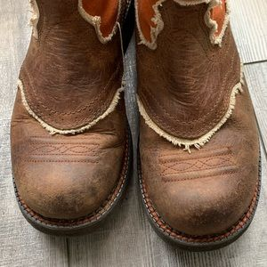 Ariat Shoes - ARIAT fatbaby pull on boots